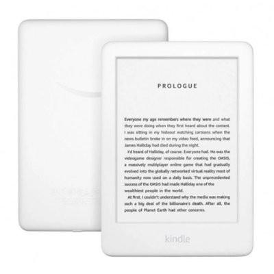 Czytnik e-booków KINDLE 10 (2019) 8GB z reklamami Biały