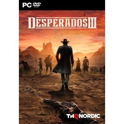 Gra PC Desperados III