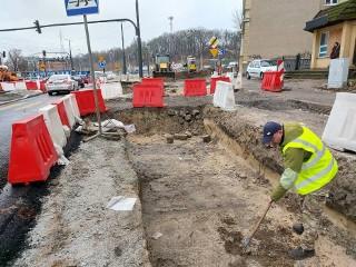 Odkrycia archeologów na Zbożowym Rynku