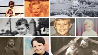 Znane osoby z powiatu inowrocławskiego na zdjęciach z dzieciństwa
