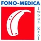 Logo firmy FONO-MEDICA  Iwona Król
