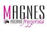 Logo firmy Pracownia Fryzjerska MAgnes Agnieszka Kowalczyk