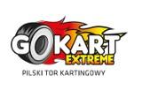 Logo firmy GOKART EXTREME Pilski Tor Kartingowy