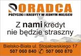 Logo firmy Doradca Pożyczki i kredyty w jednym miejscu.