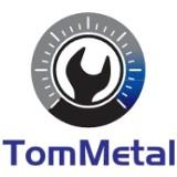 Logo firmy TomMetal usługi ślusarskie i spawalnicze Sieradz