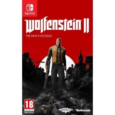 Produkt z outletu: Gra Nintendo Switch Wolfenstein II: The New Colossus
