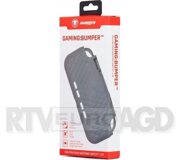 Snakebyte Etui bumper Nintendo Switch Lite Gaming Bumper