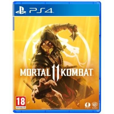 Gra PS4 Mortal Kombat 11