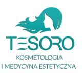 Logo firmy TESORO Salon Kosmetyczny