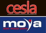 Logo firmy CESLA Halina Brzezina.