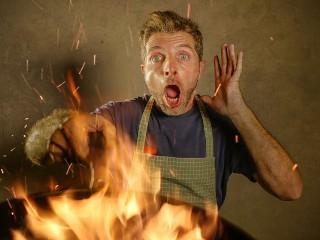 Jakim typem kucharza jesteś? Sprawdź, czy popełniasz te błędy!