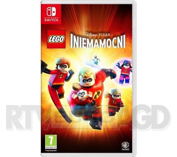 LEGO Iniemamocni Nintendo Switch