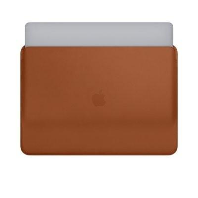 Produkt z outletu: Etui APPLE Leather Sleeve do Apple MacBook Pro 15 cali Naturalny Brąz MRQV2ZM/A