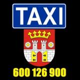 Logo firmy TAXI Będzin 24h