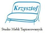 """Logo firmy """"Krzysztof"""" Studio Mebli Tapicerowanych"""