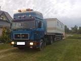 Logo firmy Krajowy Transport Ciężarowy Krzysztof Jurczak