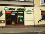 "Logo firmy SKOK"" Jaworzno"""
