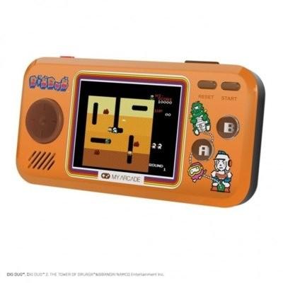 Pocket Player Dig Dug Konsola MY ARCADE