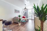 Logo firmy Rent Like Home - zarządzanie i wynajem apartamentów