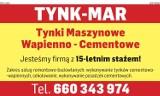 Logo firmy TYNK-MAR
