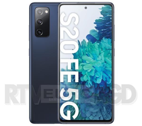 Samsung Galaxy S20 FE 5G 6/128GB (niebieski)