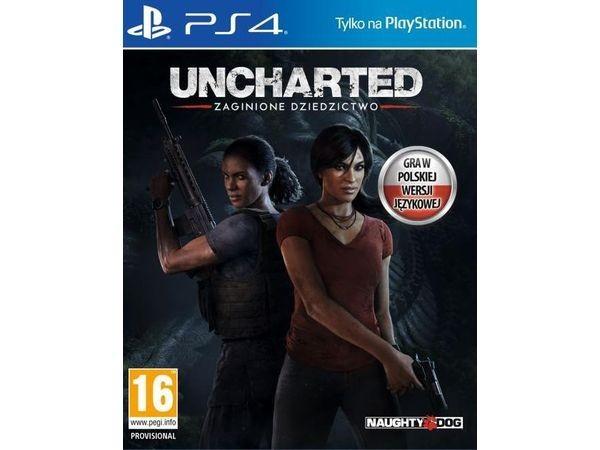SONY Uncharted: Zaginione Dziedzictwo