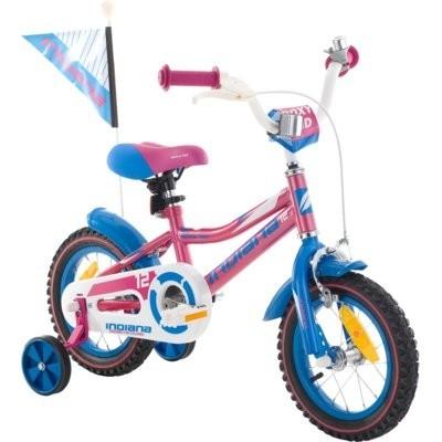 Rower dziecięcy INDIANA Roxy Kid 12 cali dla dziewczynki