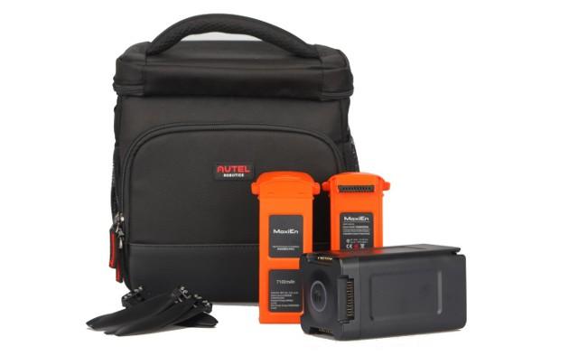 Autel Fly more bundle for EVO II zestaw akcesoriów do drona AUTEL EVO II (torba,2szt akumulatory, komplet śmigieł, ładowarka – hub)