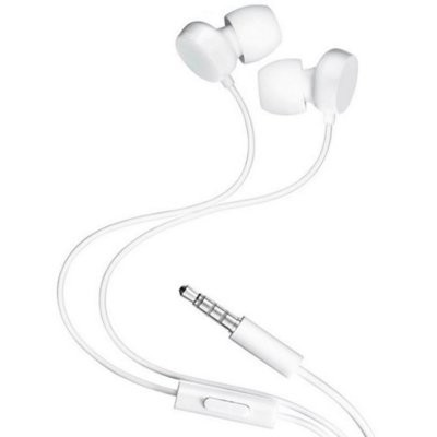 Słuchawki dokanałowe MICROSOFT WH-208 Biały