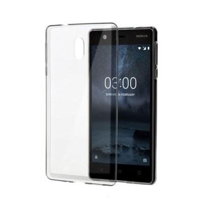 Etui NOKIA Crystal Cover do Nokia 3 Przezroczysty