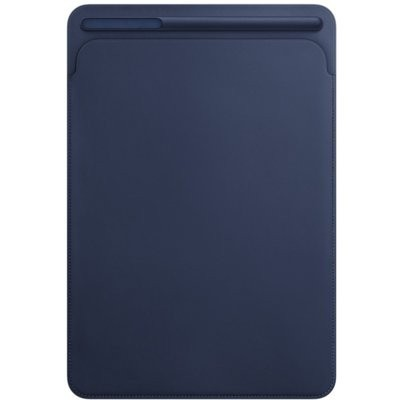 Leather Sleeve do Apple iPad Pro 10,5 cala Midnight Blue (MPU22ZM/A) Etui APPLE