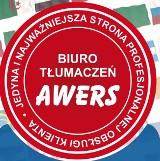 Logo firmy Biuro Tłumaczeń