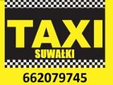 Logo firmy Taxi Suwalki