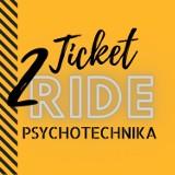 Logo firmy Ticket2Ride Psychotechnika