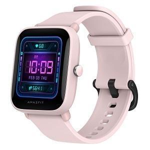 Smartwatch Huami Amazfit Bip U PRO Pink - W2008OV5N- Zamów do 16:00, wysyłka kurierem tego samego dnia!