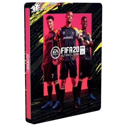 FIFA 20 Ultimate Team Steelbook ELECTRONIC ARTS