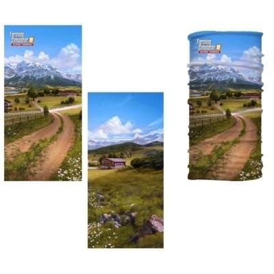 Komin CENEGA Farming Simulator 19