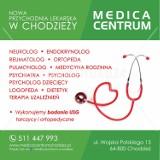 Logo firmy Medica Centrum Chodzież