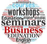 Logo firmy EDUNATION - Kursy, szkolenia języka angielskiego ogólnego oraz specjalistycznego Business English