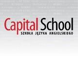 Logo firmy Capital School Szkola Jezyka Angielskiego