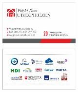 Logo firmy Polski Dom Ubezpieczeń