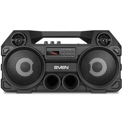 Głośnik mobilny SVEN PS-580 Czarny