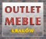 "Logo firmy OUTLET-MEBLE Kraków (""BGM""s.c)"
