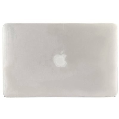 Etui na laptopa TUCANO Nido Hard Shell do MacBook Pro 15 cali Przezroczysty