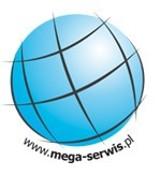 Logo firmy MEGA SERWIS