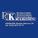 Logo firmy Krakowskie Konsorcjum Inwestycyjne KRAKOIN