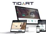 Logo firmy Tigart