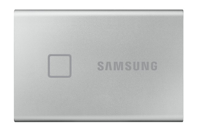Samsung SSD T7 Touch 500GB MU-PC500S/WW srebrny- Zamów do 16:00, wysyłka kurierem tego samego dnia!