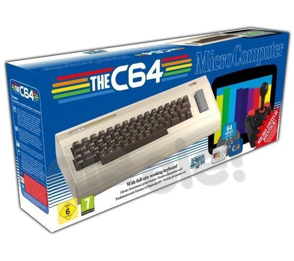 Commodore The C64 Micro Computer