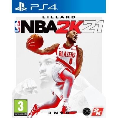 NBA 2K21 Gra playstation 4 CENEGA